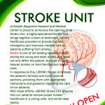 stroke unit flyer